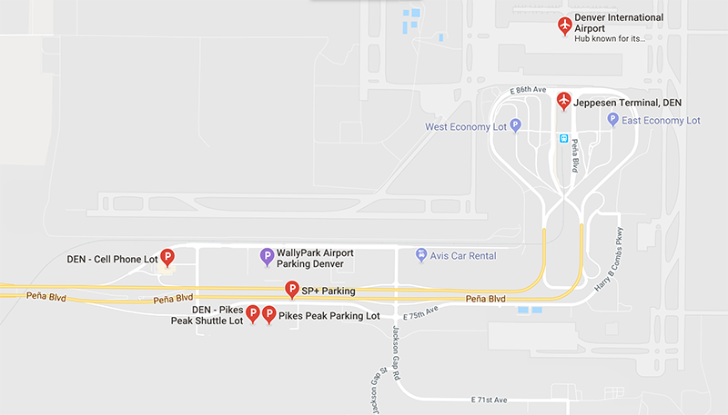 A Guide to Denver International Airport on dia airport parking map, tri-cities airport parking map, washington national airport parking map, denver intl airport map, sky harbor airport parking map, wichita mid-continent airport parking map, naples airport parking map, charlotte douglas international airport parking map, eugene airport parking map, austin-bergstrom airport parking map, honolulu parking map, denver university parking map, ontario airport parking map, denver airport parking reservations, boise airport parking map, auckland airport parking map, eppley airfield parking map, denver health parking map, long beach airport parking map,