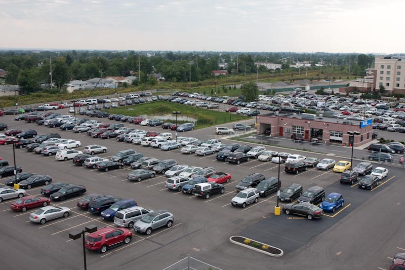 Located just across the street from Buffalo Niagara International Airport (BUF), Allpro Airport Parking is easy, safe and affordable. Allpro Airport Parking is .
