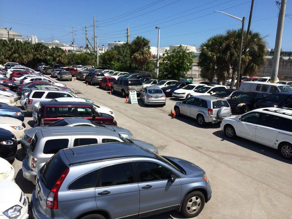 Park 24 7 Parking At Fort Lauderdale Fort Lauderdale Fll