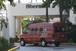 Sheraton Miami Airport Parking
