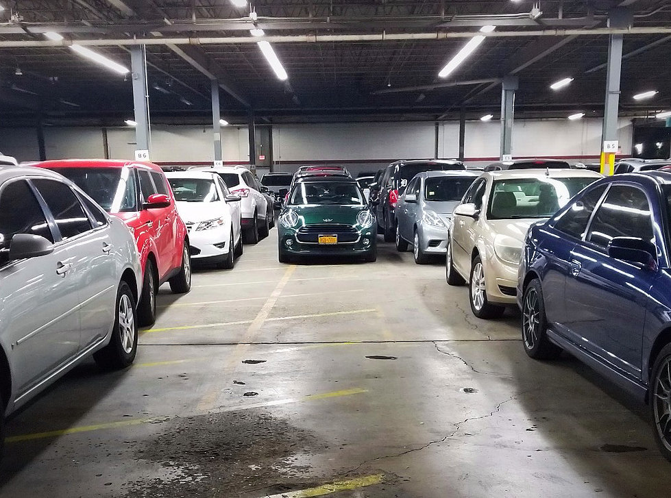 River Street Parking At Chicago Chicago O Hare Ord Airport Ord