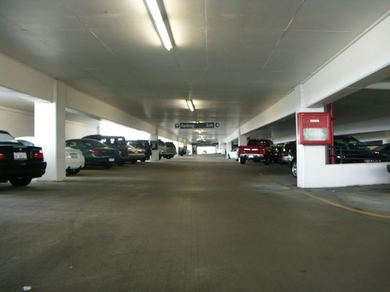 Airport center express parking at los angeles los angeles for Lax long term parking lot