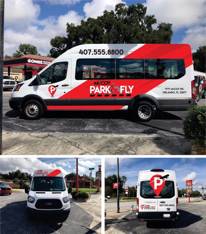 Mccoy Park Amp Fly Parking At Orlando Orlando Mco Airport Mco