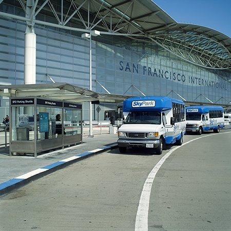 Skypark Parking At San Francisco San Francisco Sfo