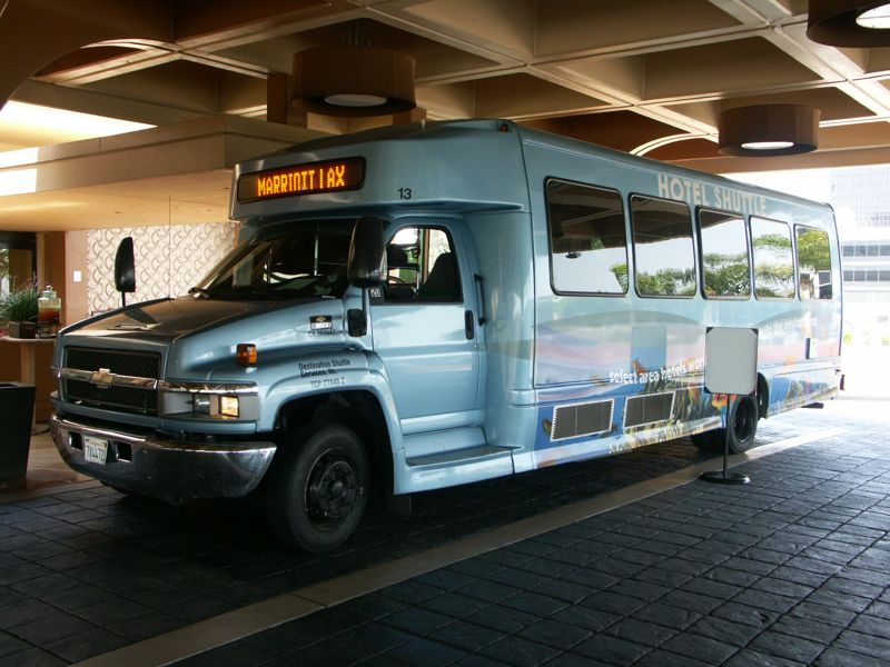 Atlanta Airport Shuttle To Hotels
