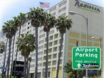 Radisson LAX Parking