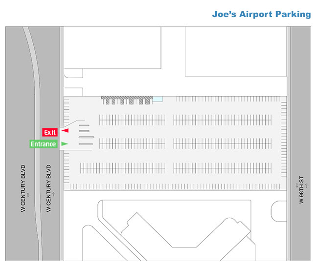 Joe's Airport Parking Plan