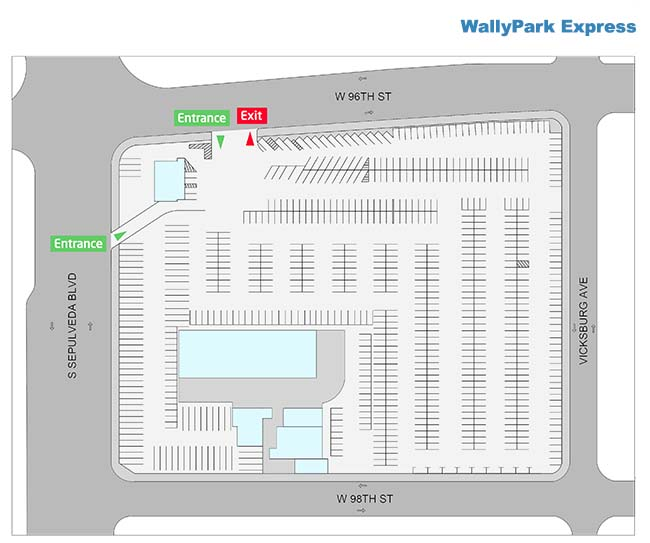 WallyPark Express Plan